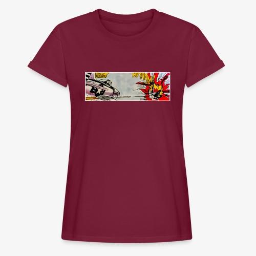 ATOX - Maglietta ampia da donna