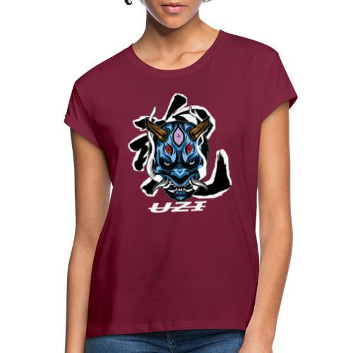 ONIUZI - T-shirt oversize Femme