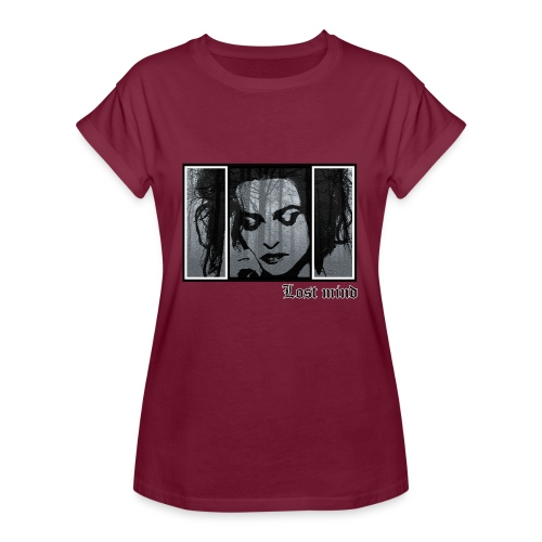 LOST MIND - Camiseta holgada de mujer