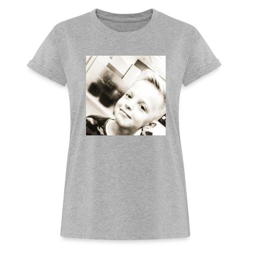 IMG 20180511 143458 276 - Frauen Oversize T-Shirt