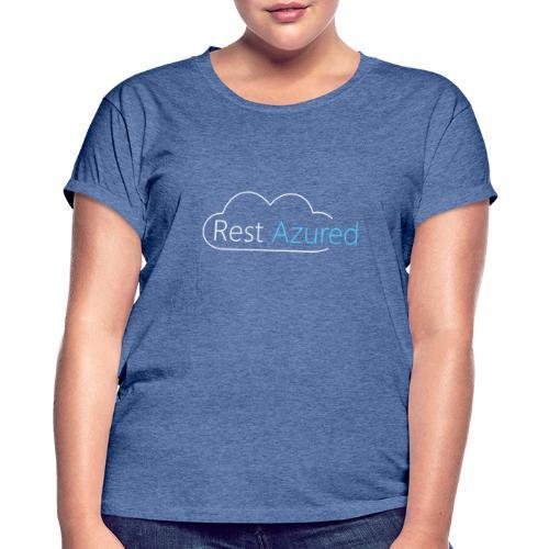 Rest Azured # 2 - Women's Oversize T-Shirt
