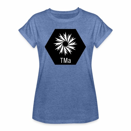TMa - Naisten oversized-t-paita