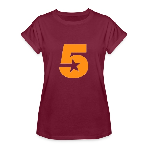 No5 - Women's Oversize T-Shirt