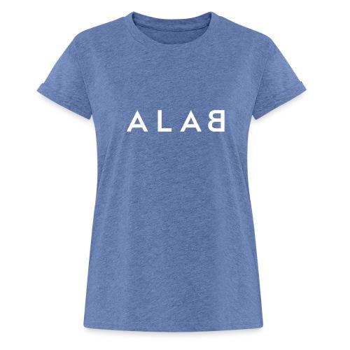 ALAB - Maglietta ampia da donna