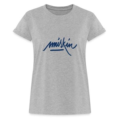 T-Shirt Miskin - T-shirt oversize Femme