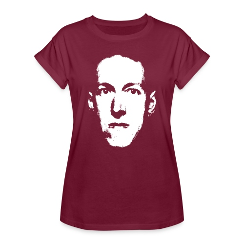 Lovecraft - Maglietta ampia da donna