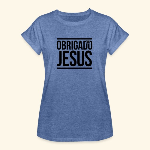 Multi-Lingual Christian Gifts - Women's Oversize T-Shirt
