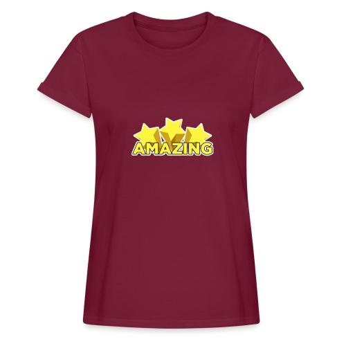 Amazing - Women's Oversize T-Shirt