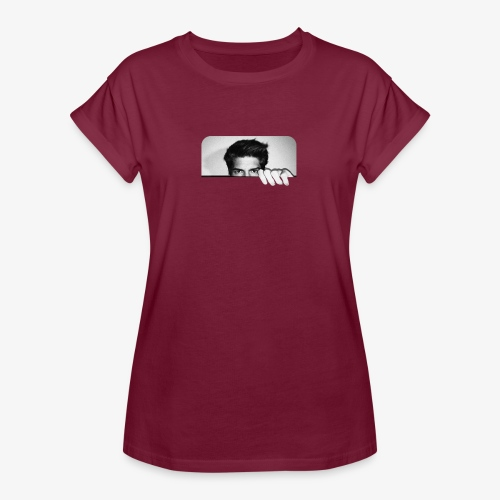 SGUARDO - Maglietta ampia da donna