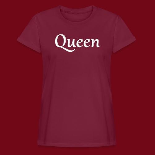 Queen - Frauen Oversize T-Shirt