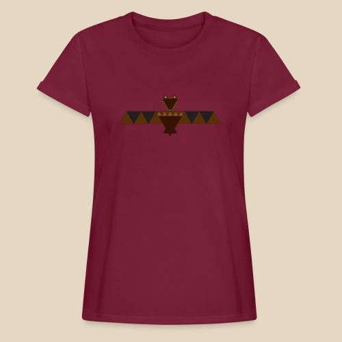 Bat - T-shirt oversize Femme