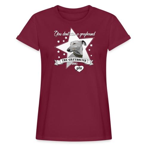 The Greyhound - Oversize-T-shirt dam