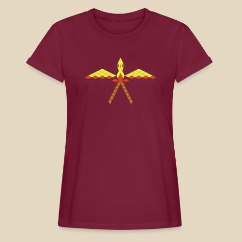Bird - T-shirt oversize Femme