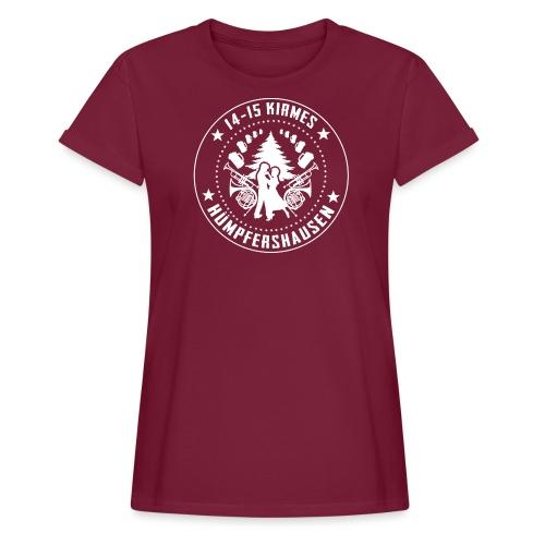 Logo Kirmes png - Frauen Oversize T-Shirt