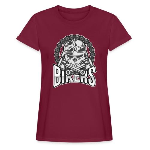 bikers new - T-shirt oversize Femme