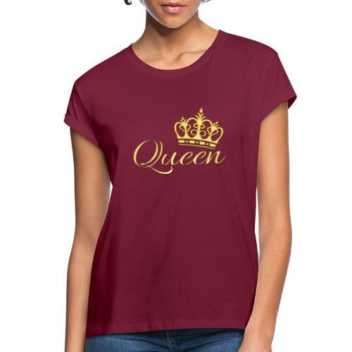 Queen Or -by- T-shirt chic et choc - T-shirt oversize Femme