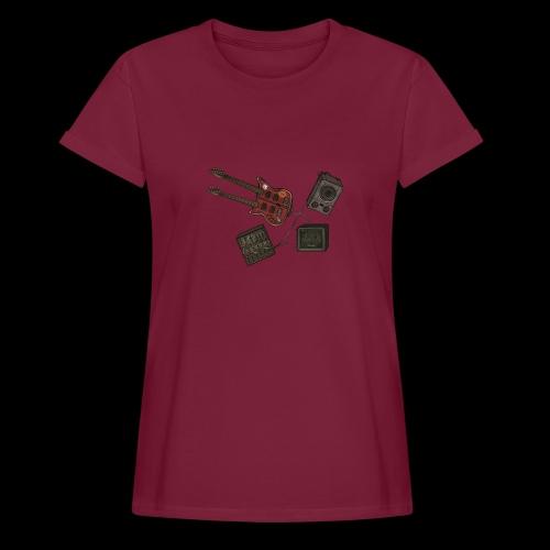 Music - Women's Oversize T-Shirt
