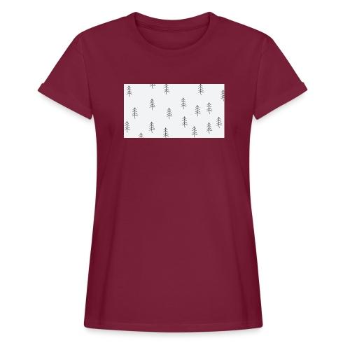 Capture - T-shirt oversize Femme