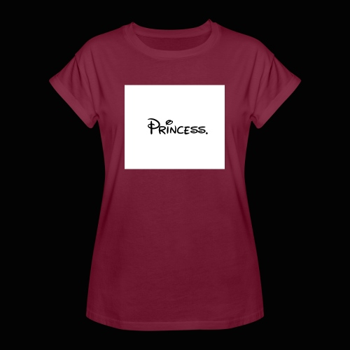 Princess. - Women's Oversize T-Shirt