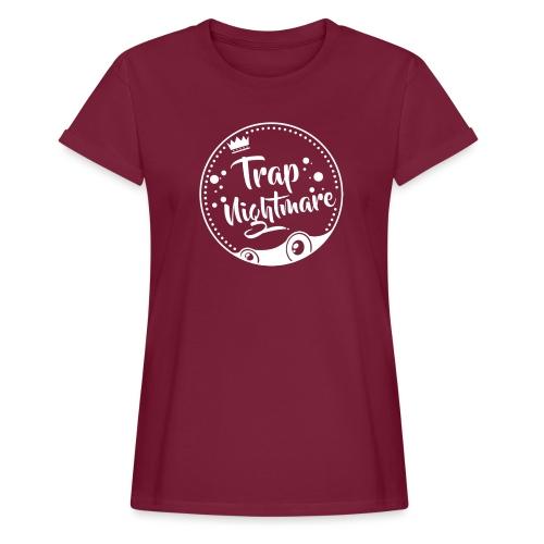Logo Round - T-shirt oversize Femme