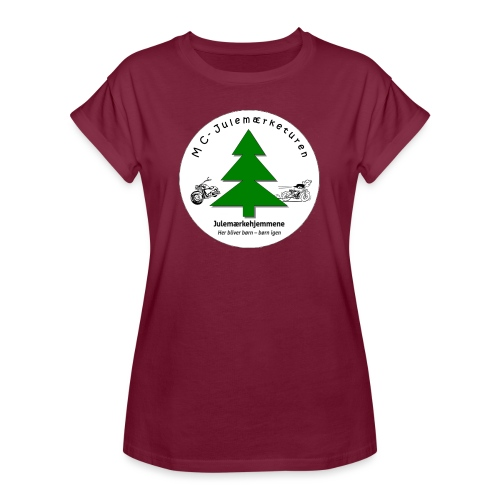 MCJul - Dame oversize T-shirt