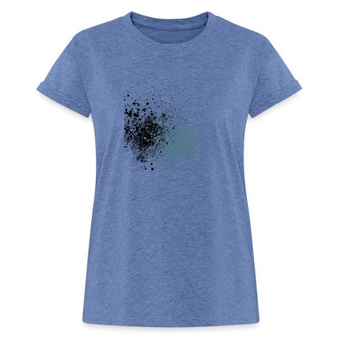 färger - Oversize-T-shirt dam