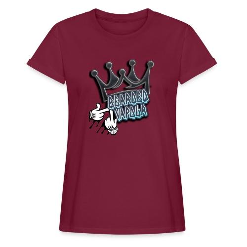 all hands on deck - Women's Oversize T-Shirt