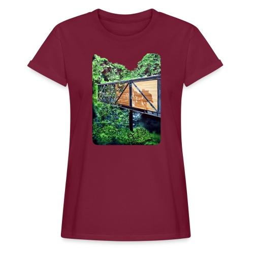 by Eamon O'Kane - Dame oversize T-shirt