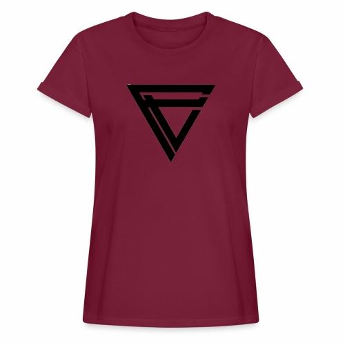 Saint Clothing T-shirt   MALE - Oversize T-skjorte for kvinner