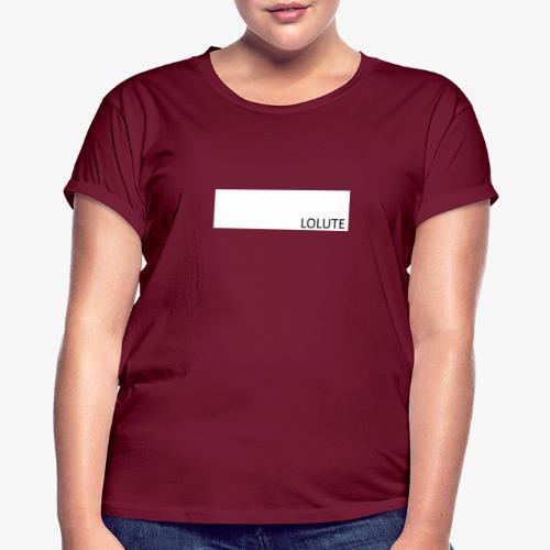 LOLUTE - Oversize-T-shirt dam