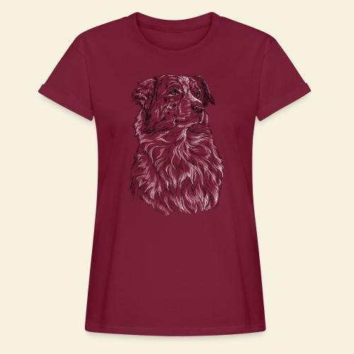 Shepherd - Frauen Oversize T-Shirt