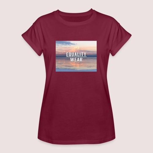 Mountain Equality Edition - Women's Oversize T-Shirt