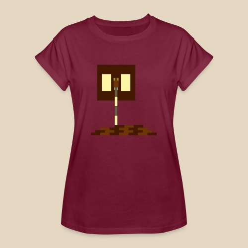 Cobra - T-shirt oversize Femme