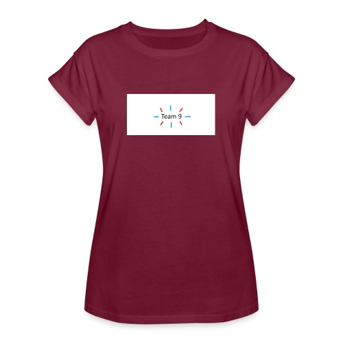 Team 9 - Women's Oversize T-Shirt