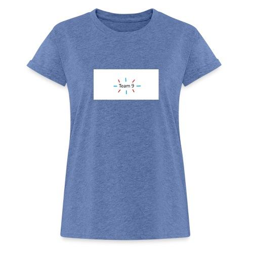 Team 9 - Women's Oversize T-Shirt