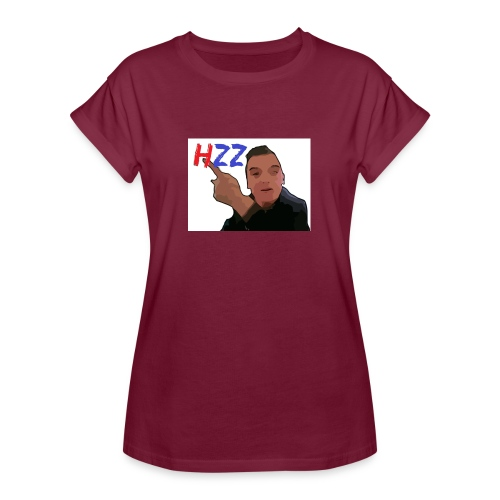 hetzeizo t-shirt Kind - Vrouwen oversize T-shirt