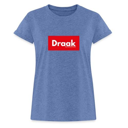 Draak League Spartan - Vrouwen oversize T-shirt