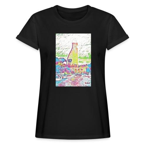 Brindisi - Maglietta ampia da donna