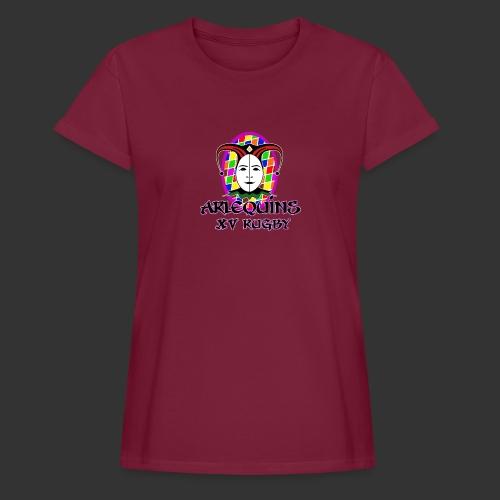 Arlequins Beauvais - T-shirt oversize Femme