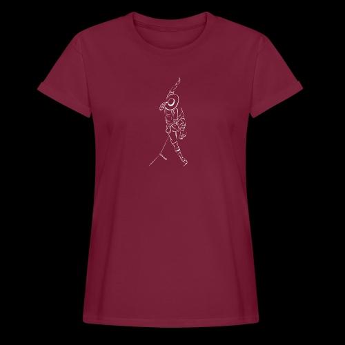 Tiroler Bergsteiger - Maglietta ampia da donna