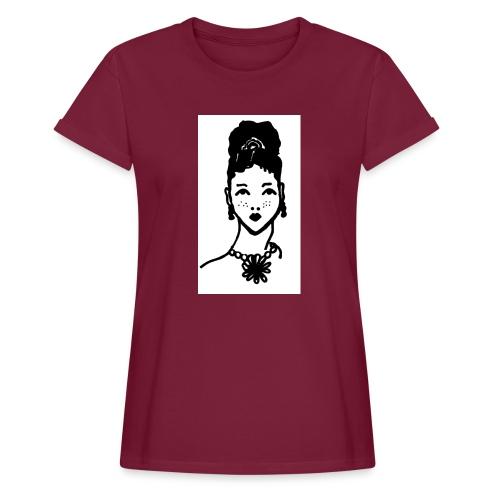 Zahara2 - Camiseta holgada de mujer