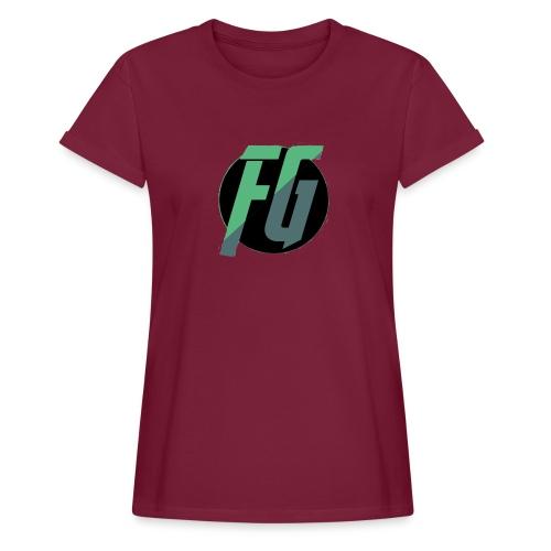 FGminy - Vrouwen oversize T-shirt