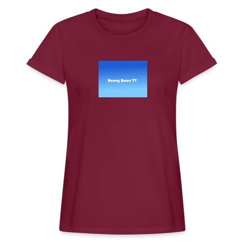 Honey Bears TV Merch - Women's Oversize T-Shirt
