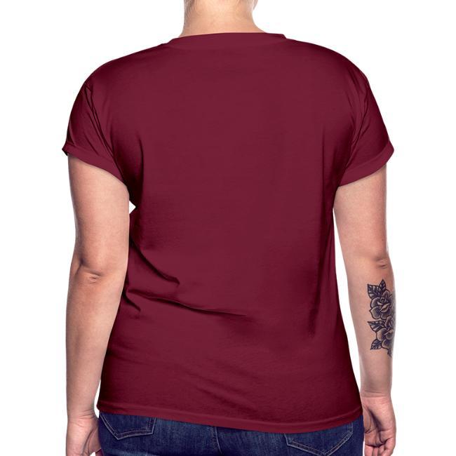 Vorschau: Oida Fux - Frauen Oversize T-Shirt