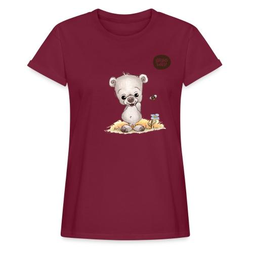 Noah der kleine Bär - Frauen Oversize T-Shirt