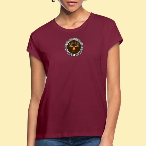 Médaillon de Neved - T-shirt oversize Femme