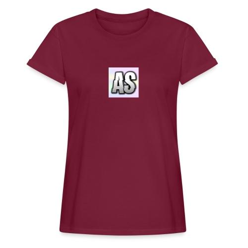 Logo AltijdSenna - Vrouwen oversize T-shirt