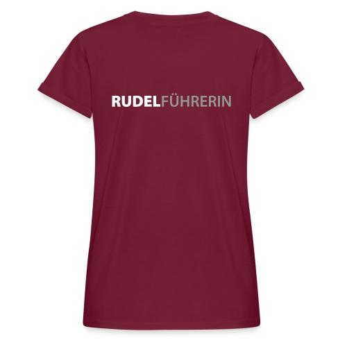 Vorschau: Rudelführerin - Frauen Oversize T-Shirt