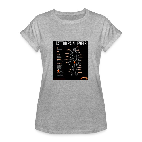 tatoo - T-shirt oversize Femme