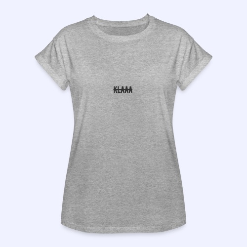 Klaaa - Frauen Oversize T-Shirt